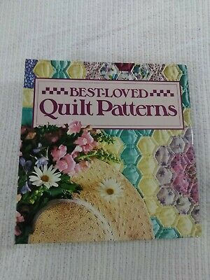 "Oxmoor House ""Best-Loved Quilt Patterns"" Excellent condition."