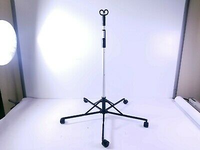 SHARPS PITCH-IT Portable Collapsible IV Pole