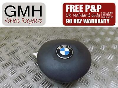 Bmw 3 Series Drivers Steering Wheel Air / Bag 2+2 Pin 1999-2006¿*