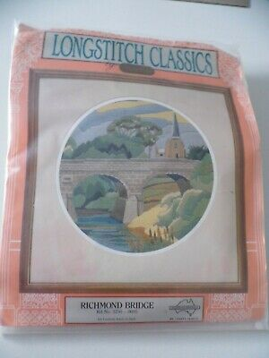 Vintage Semco Longstitch Classic Richmond Bridge 3250-0005 New
