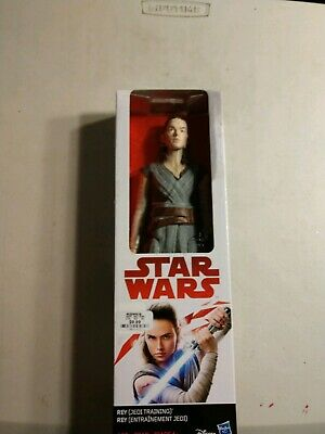 Star Wars: The Last Jedi 12-inch Rey Jedi Training Figure