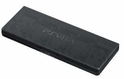 Official Sony PlayStation Vita PS Vita 8 Game & 2 Memory Card Storage Case