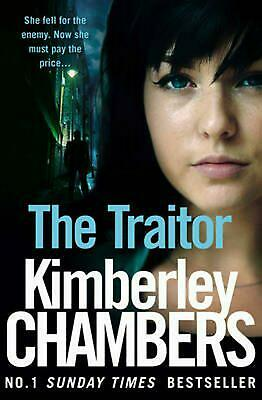 Traitor by Kimberley Chambers Paperback Book Free Shipping!