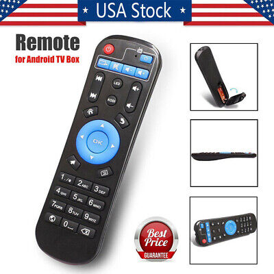 Wireless Replacement Remote Control Android For Smart TV Box X96 T95 H96 V88 MXQ