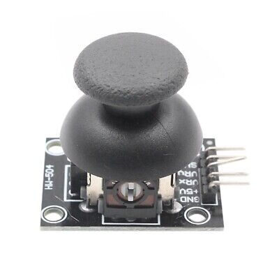 2X(5 Pin Breakout Module Shield For Ps2 Joystick Game Controller 2.54Mm Pin W3I8