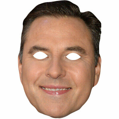 Jimmy Carr Celebrity Card Face Mask Halloween Party Wholesale