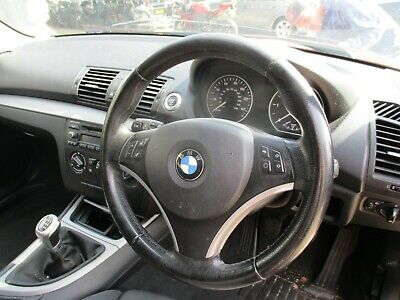 Bmw 1 Series E81 E87 Steering Wheel With Airbag Breaking