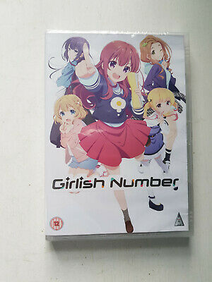 Girlish Number Complete Series - DVD - New & Sealed - ANIME