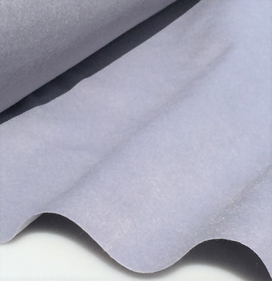 Grey Soft Felt / Baize For Poker Tables Etc En-71 Certified. 60 Inches Wide!!
