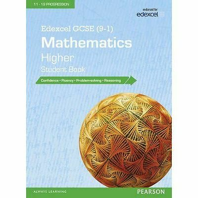 Edexcel GCSE (9-1) Mathematics: Higher Student Book- over 600 pages of questions