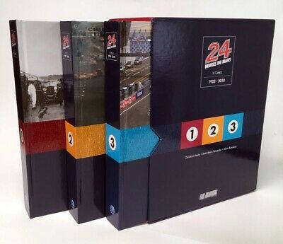 Le Mans Photo Collection Book. All Cars 1923-2010