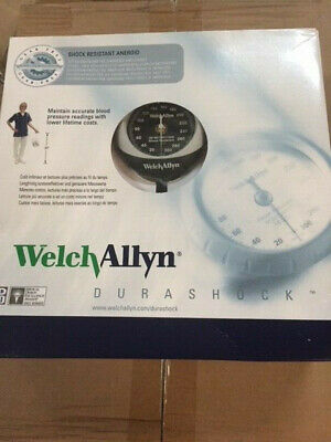 Welch Allyn DS45-11 Gauge with Durable One Piece, Adult Cuff Pocket Style (NEW)