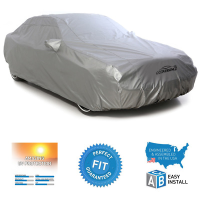 COVERKING Mosom Plus™ all-weather CAR COVER fits 1977-84 Cadillac Coupe DeVille