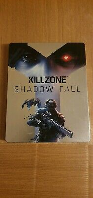 Killzone Shadow Fall PS4 Steelbook Version