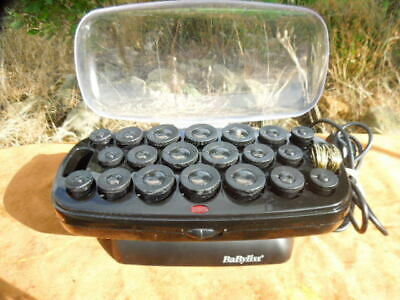 Babyliss - 20 Thermo Ceramic Heated Hair Rollers + Pins