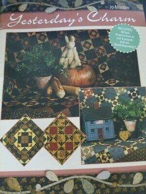 Yesterday's Charm Jo Morton Quilt Book