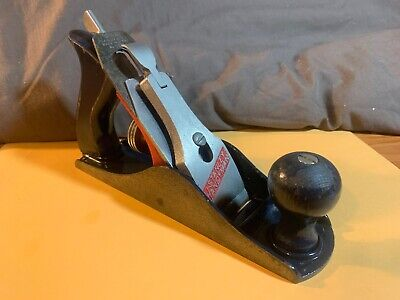 Vintage Stanley Handyman No.H1203 Smooth Bottom Woodworking Plane Made in USA