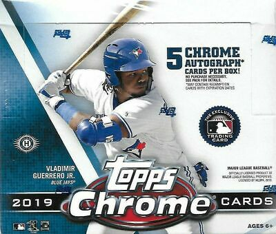2019 Topps Chrome - Base Parallels and Inserts - Pick and Choose !!