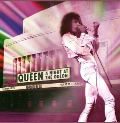 Queen - A Night At The Odeon Super Deluxe Box Set CD & VINYL LP0602547500779 New