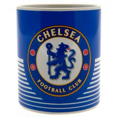 Chelsea FC Mug Cup Ceramic Coffee Tea Gift Official Product Christmas Birthday