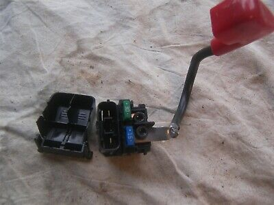 Kawasaki Z1000 Sx New Starter Solenoid Relay Switch & Lead 2013 2014 Z1000Sx