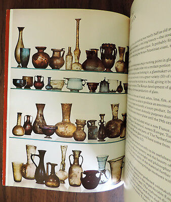 A History of Glass, from Famed Corning Museum, Antique & Ancient Items in Color