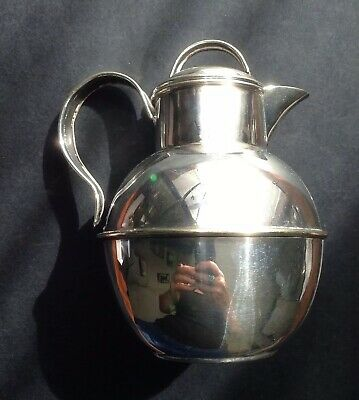 Silver Plated A1 W.G & S Small Guernsey Milk Jug