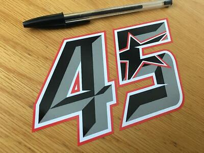 Scott Redding Race Number 45 - (Medium) UK SELLER