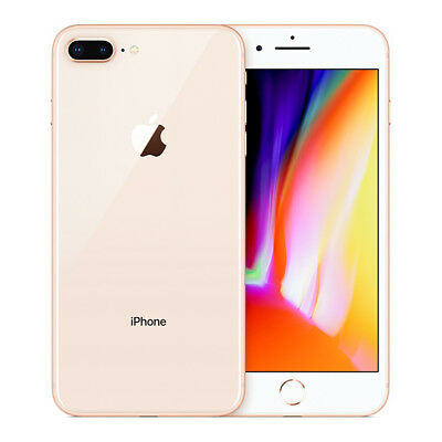 Apple iPhone 8 Plus A1897 64GB 4G LTE GSM Unlocked - Very Good