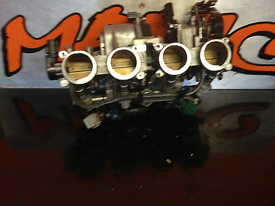Yamaha R1 4C8 Throttle Bodies 07/08