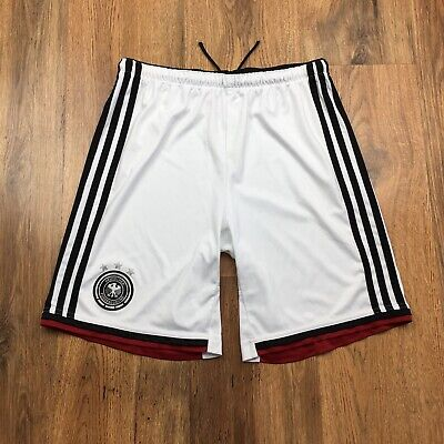 Germany Adidas 2013 Football Shorts Size 15-16 Years D176 (N045)