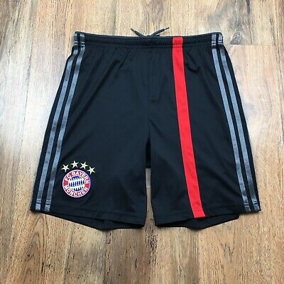 Bayern Munich Adidas 2014 Football Shorts Size 13-14 Years D164 (N034)