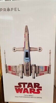 Propel Star Wars T-65 Xwing High Performance Battle Drone  NEW