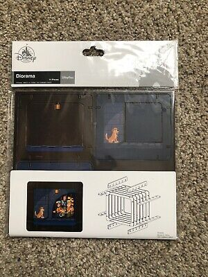 Disney Parks Pirates Of The Caribbean Jail Scene Attraction 3D Diorama New