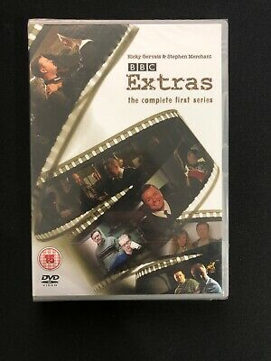 Extras: The Complete First Series - Original UK Season 1 - BBC - Ricky Gervais