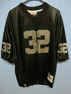 watch 8682a 9d93e MITCHELL & NESS Throwback Marcus Allen Oakland Raiders ...