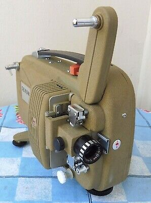 SEKONIC 80P Vintage Projector 8mm. Runs.
