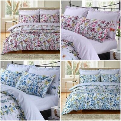 Luxury Celine Duvet Cover Set Quilt Bedding With Pillow case Single Double King