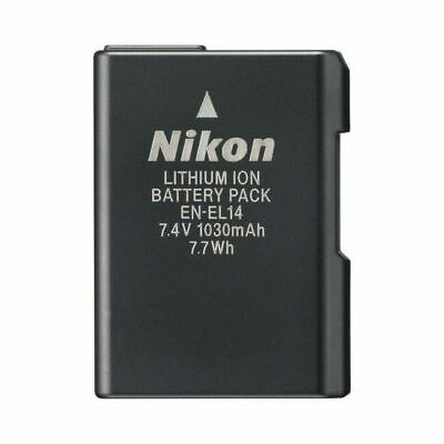 Genuine Original Nikon EN-EL14 Battery FOR Nikon P7000 D3100 D3200 D5100
