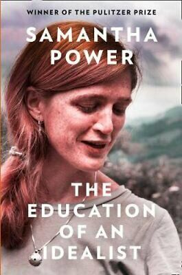 The Education of an Idealist by Samantha Power: New