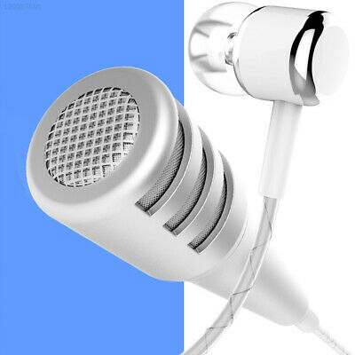 79A8 SmartPhone Karaoke Microphone Convenient Chatting with Earphone