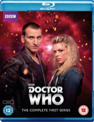 Christopher Eccleston, Noel...-Doctor Who: The Complete First Series Blu-ray NEW