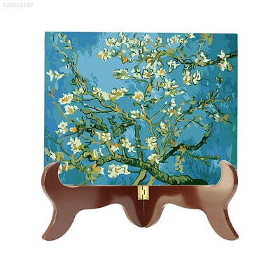 917A Plate Stand High End Home Wooden Bracket Tablet PC