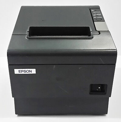 USED Epson TM-T88IV M129H POS Receipt Ethernet Interface Only Printer 880D-L