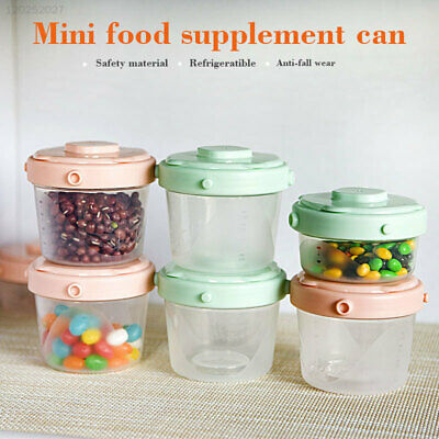AD31 Cereal Clear Storage Tups Healthy Kitchen & Dining Plastic