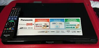 DMR EX86EB K Panasonic DVD Recorder with 320GB Hdd Freeview