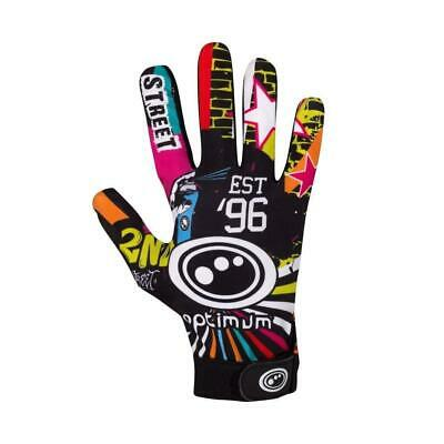 Optimum Sport Velocity Rugby Winter Gloves with Elasticated Wrist