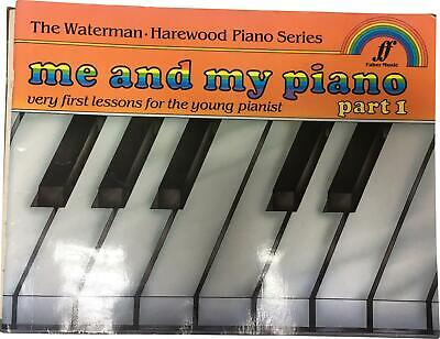 PRE-OWNED Faber Music Me And My Piano Part 1 PB Book 31558 PC317