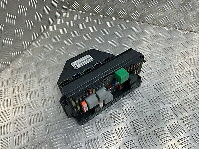 Mercedes S204 W204 Sam Module Fuse Relay Box A2045455601