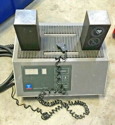 SKF TIH030 Induction Bearing Heater 115V Ring Expander Temperature Timed Control